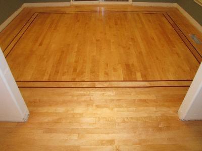 Woodfloor inlay pattern joy studio design gallery best for Inlaid wood floor designs